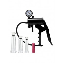 Set clitoral pump and mini...